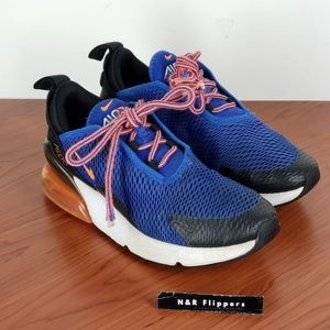 Nike Air Max 270 Little Kids Size 2Y